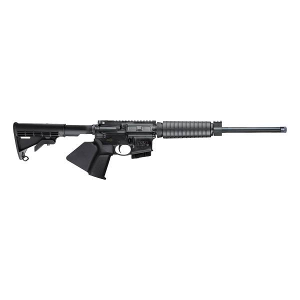 "Smith & Wesson Smith & Wesson M&P15 Sport II Optics Ready 5.56 NATO 16"" Black CA Featureless"
