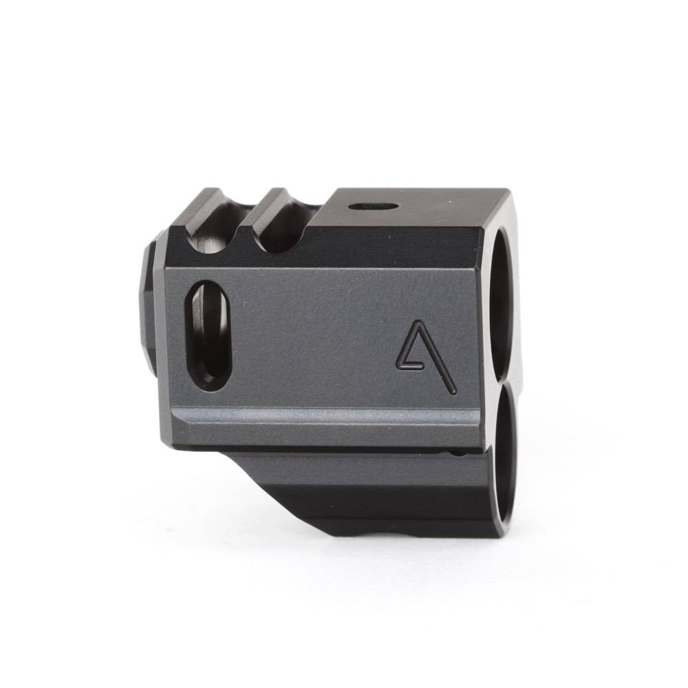 Agency Arms Agency Arms 417 Glock Gen4 Compensator - Black