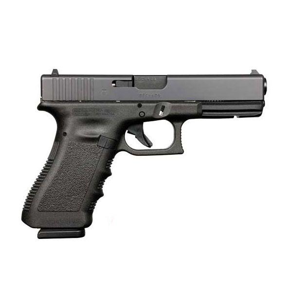"Glock Glock 22 Gen3 40S&W 4.49"" 10Rd Fixed Sights Black CA"