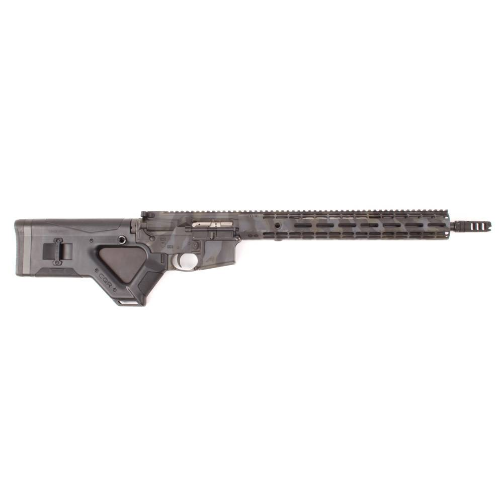 "Aero Precision Aero Precision AR-15 M4E1 5.56 NATO 16"" Urban Tiger Stripe Featureless"