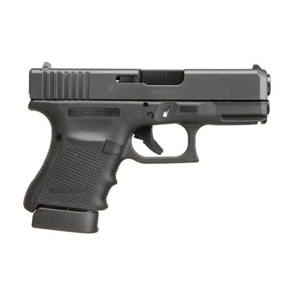 "Glock Glock 30 Gen4 45ACP 3.78"" 10Rd Fixed Sights Black (Blue Label)"