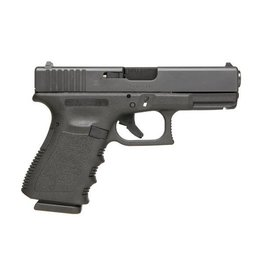 "Glock Glock 23 Gen3 .40S&W 4"" Fixed Sights Black (Blue Label)"