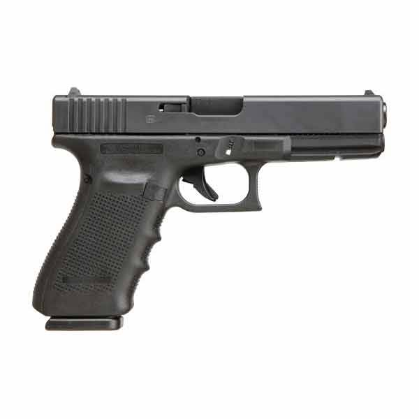 "Glock Glock 21 Gen4 45ACP 4.6"" Fixed Sights Black (Blue Label)"