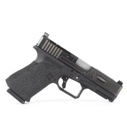 Agency Arms Agency Arms G19 Gen3 Urban Combat DLC w/ EDC Stipple, Agency Trigger, Trijicon HD XR Night Sights Trijicon HD XR Night Sights
