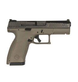 """CZ-USA CZ-USA P-10 Compact 9MM 4"""" 10Rd FDE"""