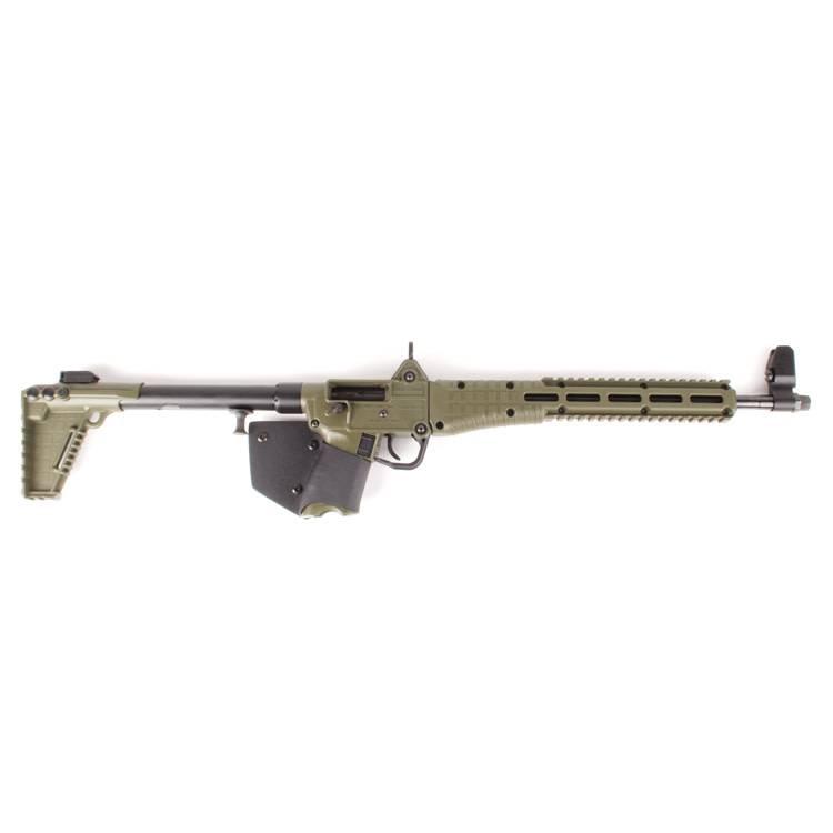 "Kel-Tec Kel-Tec SUB-2000 Gen2 Glock 17 9mm 16.1"" Green CA Featureless"
