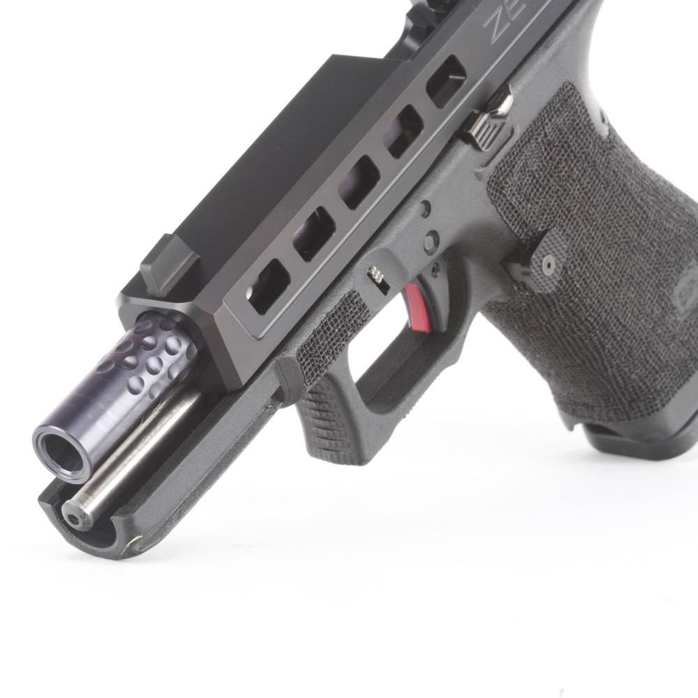 ZEV Technologies ZEV Technologies Dragonfly Complete Glock 17 Gen3 9MM Black DLC