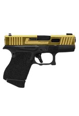 Salient Arms International Salient Arms Tier 1 Glock 43 9MM Gold