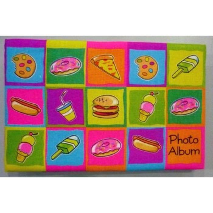 Junk Food Photo Album