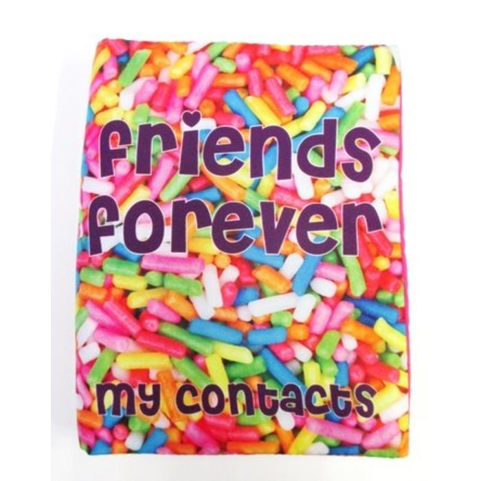 Sprinkles Contact Book