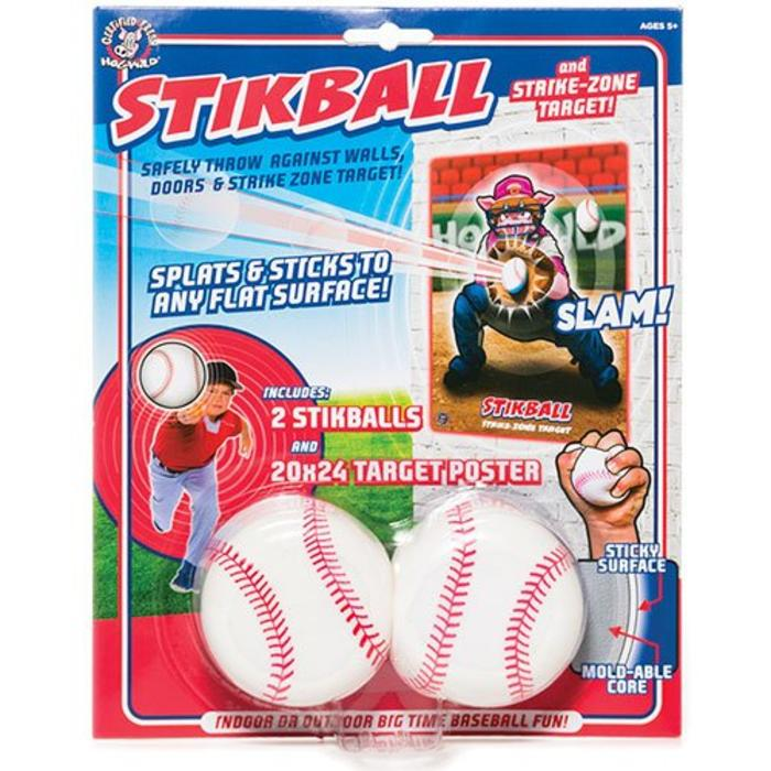 Stikball and Target