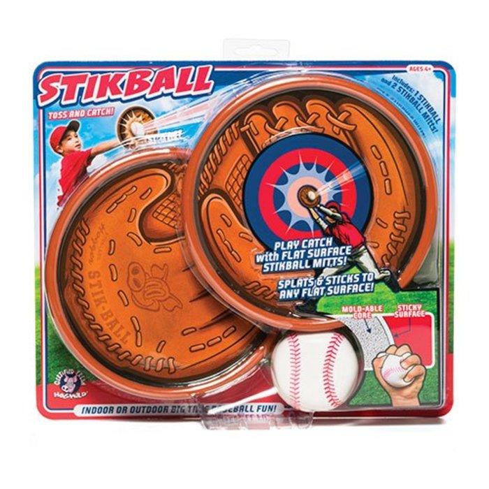 Stikball Mitts & Stickball