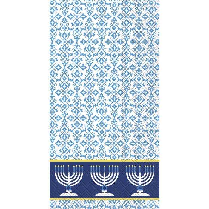 Hanukkah Guest Towel