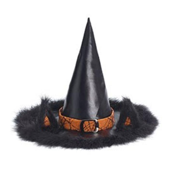 Witch Hat with Cat Ears