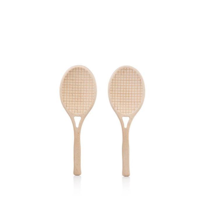 Tennis Racket Salad Servers