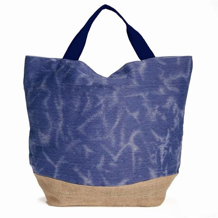 Denim Beach Bags