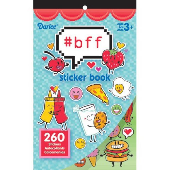 #bff Sticker Book