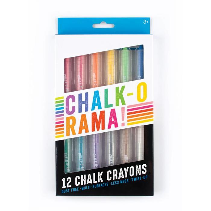 Chalk-O-Rama Dustless Chalk Sticks