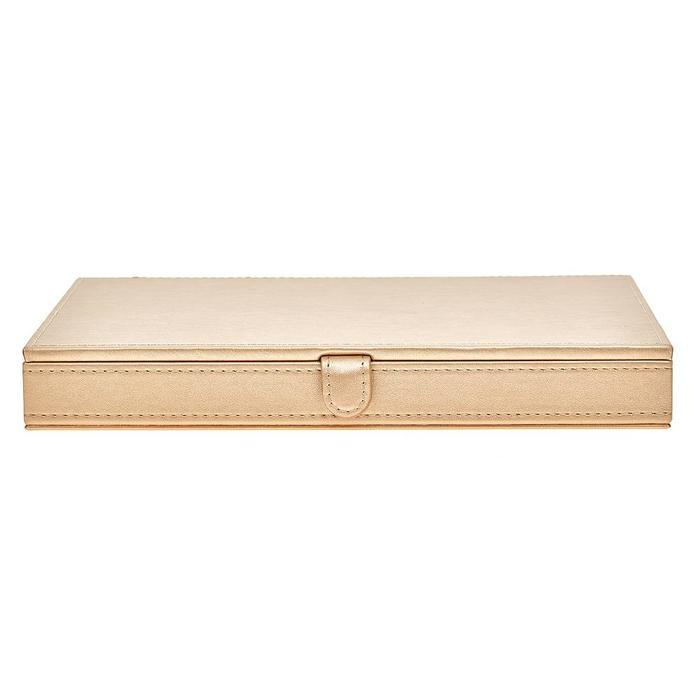 Vienna Travel Jewlery Box- Gold