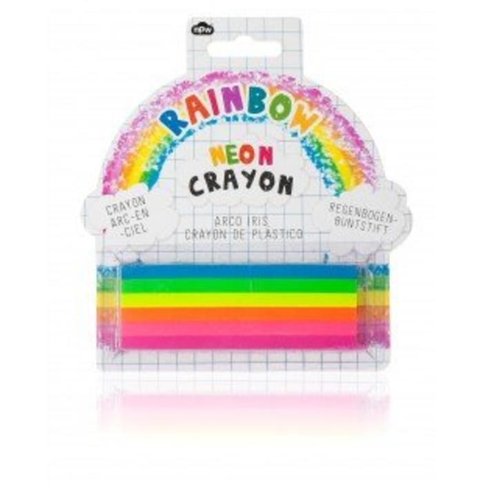 NPW Neon Crayons