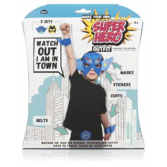 MYO Superhero Mask