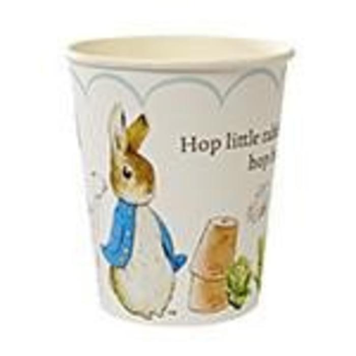 Peter Rabbit Cups