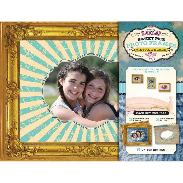 Adhesive Picture Frames