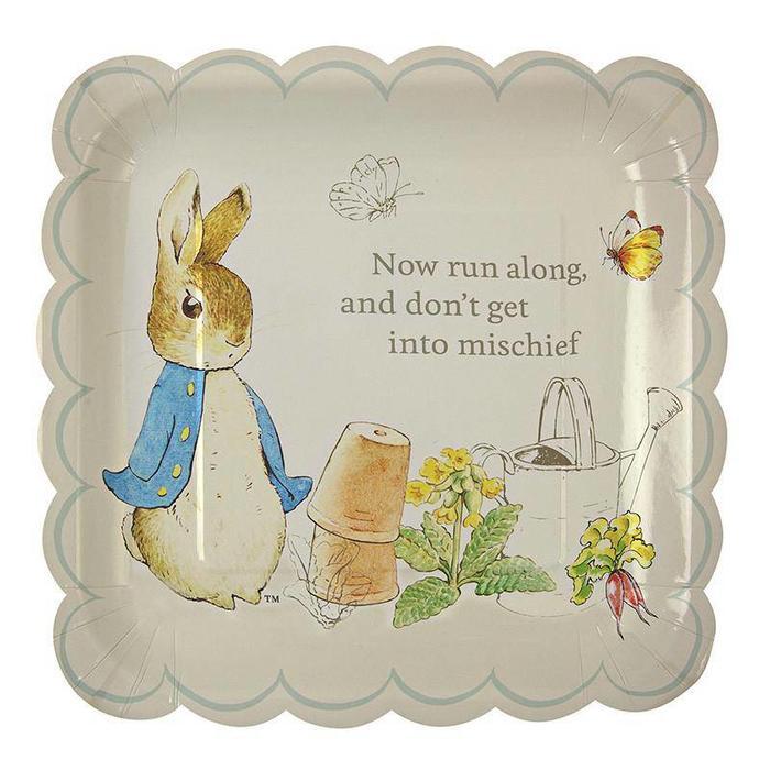 Peter Rabbit Large Plate