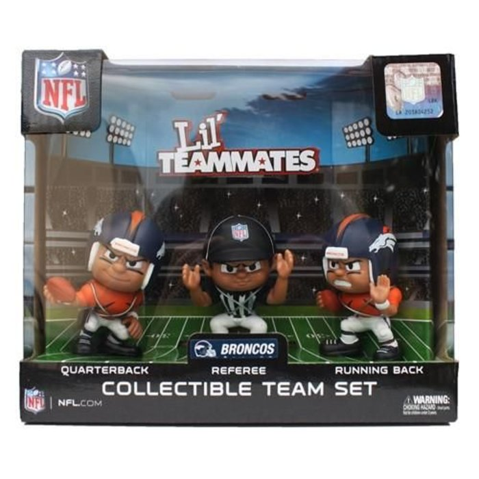 Chicago Bears Lil Teammates Team Set
