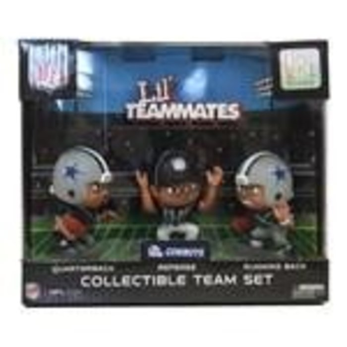 Denver Broncos Lil Teammates Team Set