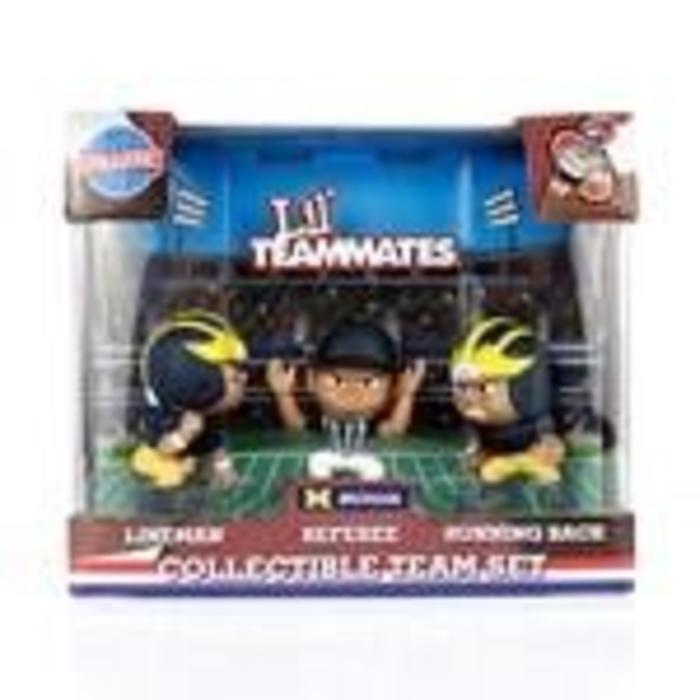 Michigan Wolverines Lil Teammates Team Set