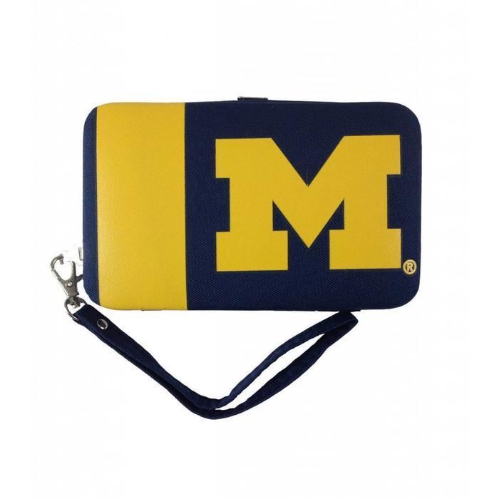 University of Michigan NCAA Shell Wrislet