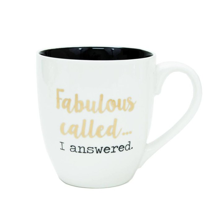 Ceramic Mug Fabulous