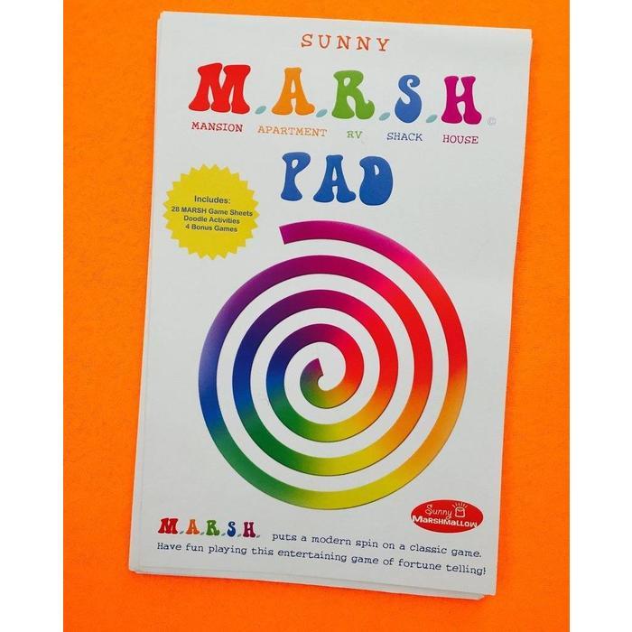 M.a.r.s.h Pad