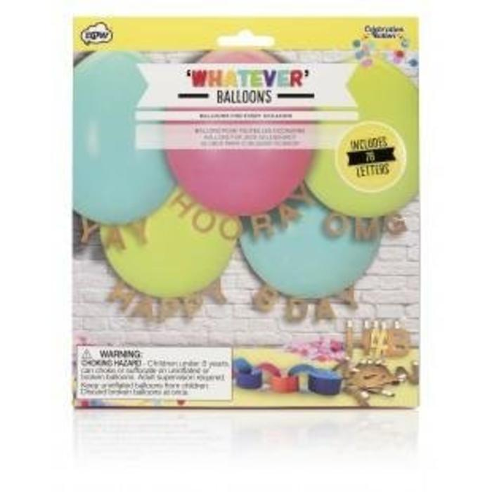 Whatever Balloons