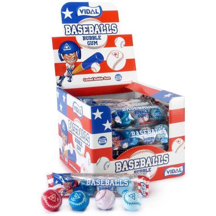 bubble gum baseball
