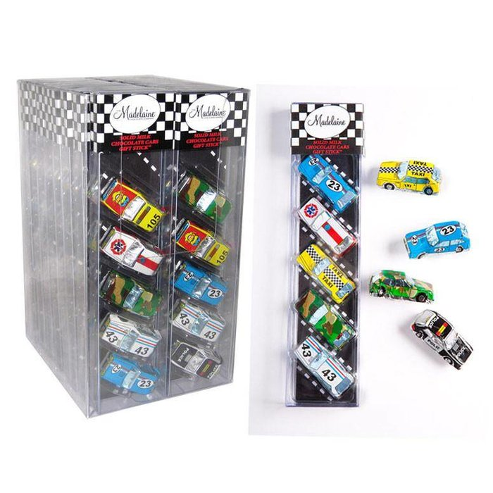 Madelaine Mini Racing Car Gift Stick