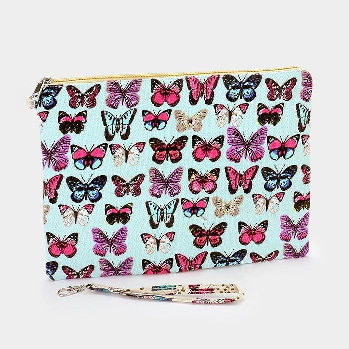 Butterfly Clutch/ Pouch