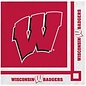 NCAA Beverage  Napkins Wisconsin