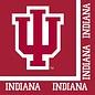 NCAA Beverage  Napkins Indiana