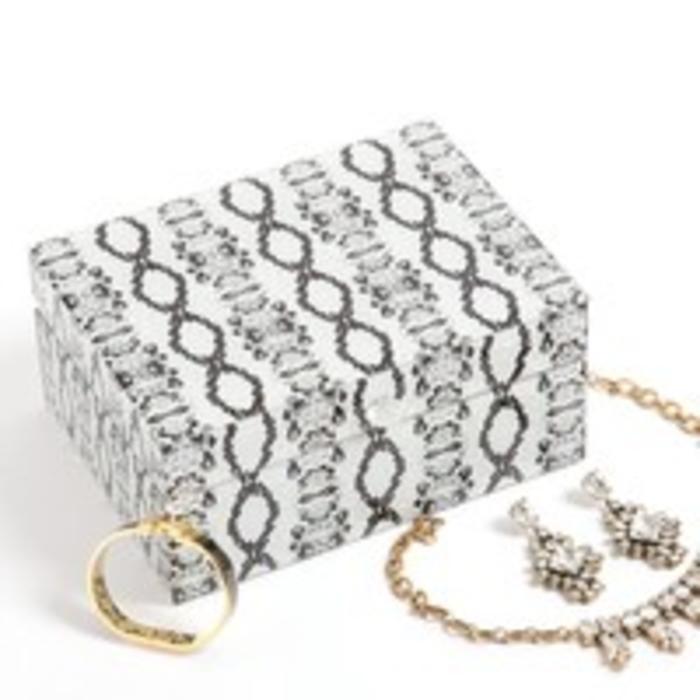 Python Jewelry Box