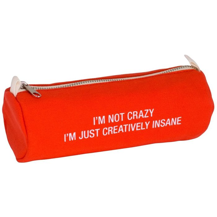 Creatively Insane Pencil Case