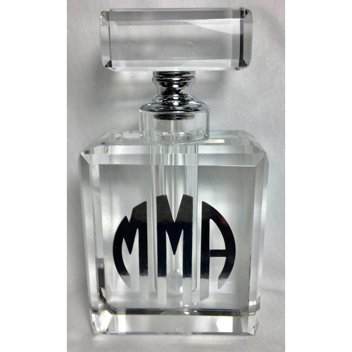 Personalized Crystal Glass Perfume Bottle