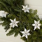 Snowflake Glitter String Light