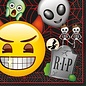 Halloween Emoji Luncheon Napkin