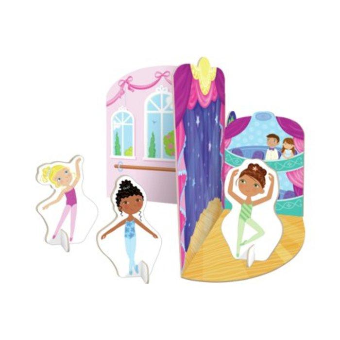 Ballet Playworld Quick Sticker