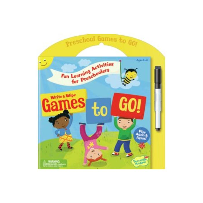 Preschool Games To Go