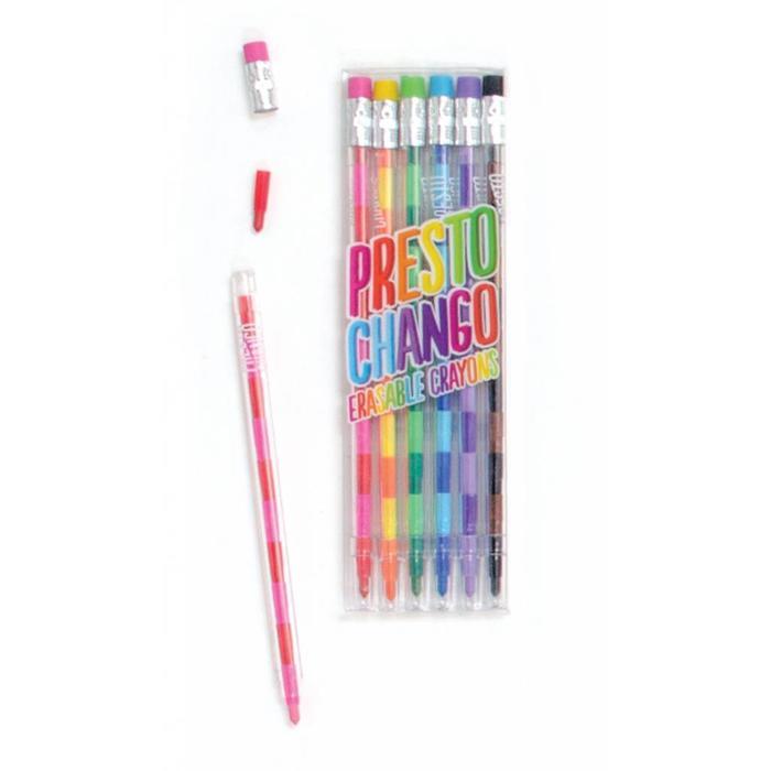 Presto Chango Crayons