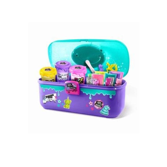 So Slime Case Shaker Storage Set