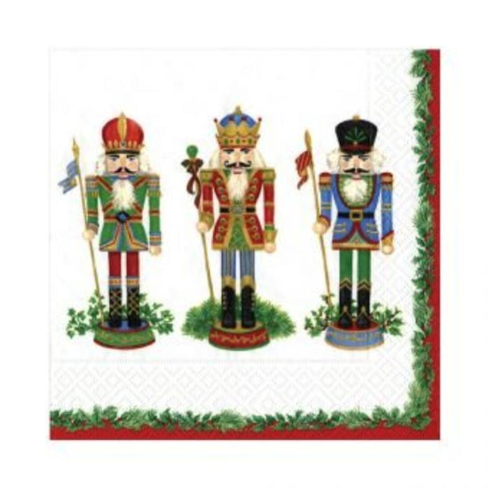 Nutcracker Suite Ivory Napkins